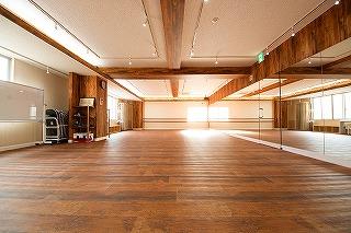 生徒さんが増えてきた先生の為の、広~いレンタルスタジオ(60平米超) 特集