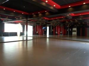 空室対策 事例  ダンス スタジオ