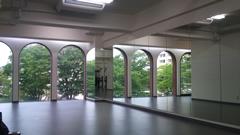 空室対策 差別化を図るプラン  ダンス スタジオ