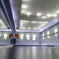 自由ヶ丘 セレナヴィータ ダンススタジオ が完成