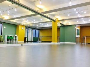 NEW レンタルスタジオ 高田馬場 ダンススタジオ