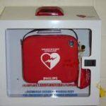 赤坂 茜山 レンタルスタジオ AED 設置個所